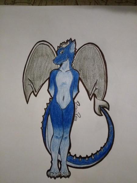 MrBlueDrake25 | Member's profile | FurryMate - Furry Dating